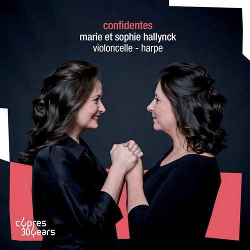 Marie Hallynck, Sophie Hallynck - Confidentes (24/96 FLAC)