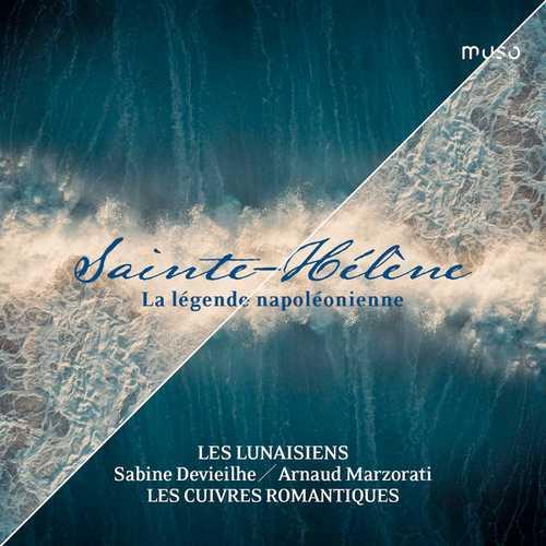 Devieilhe, Marzorati: Sainte-Hélène, La légende napoléonienne (24/96 FLAC)