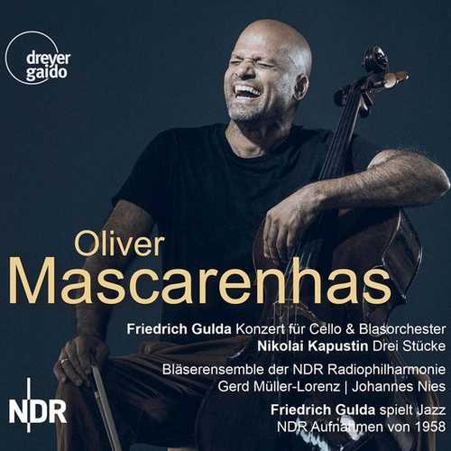 Mascarenhas: Gulda: Concerto For Cello & Wind Ensemble (FLAC)