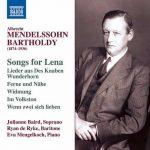 Albrecht Mendelssohn Bartholdy - Songs for Lena (24/96 FLAC)