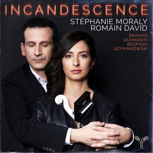 Stéphanie Moraly, Romain David - Incandescence (24/96 FLAC)