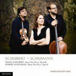 Morgenstern Trio: Schubert - Piano Trio no.2, Schumann - Piano Trio no.1 (FLAC)