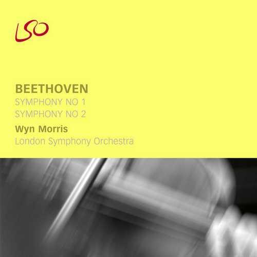 Morris: Beethoven - Symphonies no.1 & 2 (FLAC)
