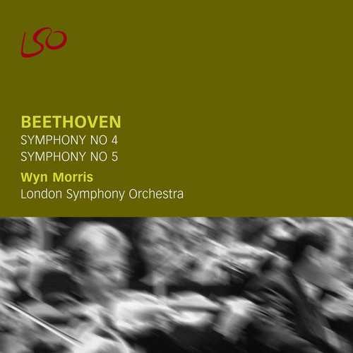 Morris: Beethoven - Symphonies no.4 & 5 (FLAC)