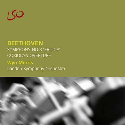 Morris: Beethoven - Symphony no.3, Coriolan Overture (FLAC)