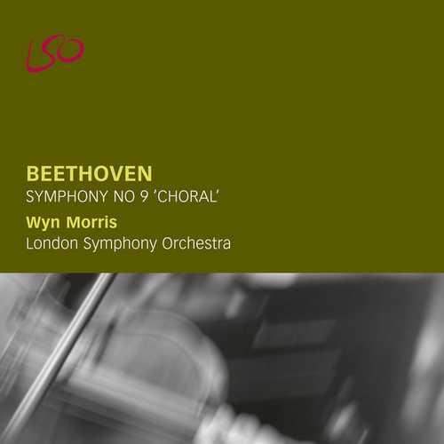 "Morris: Beethoven - Symphony no.9 ""Choral"" (FLAC)"