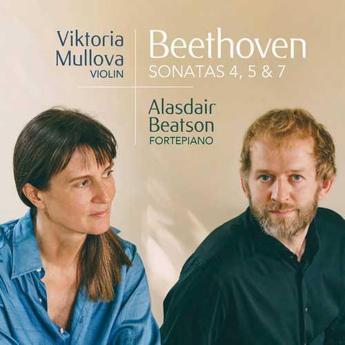 Mullova, Beatson: Beethoven - Violin Sonatas no.4, 5 & 7 (24/96 FLAC)