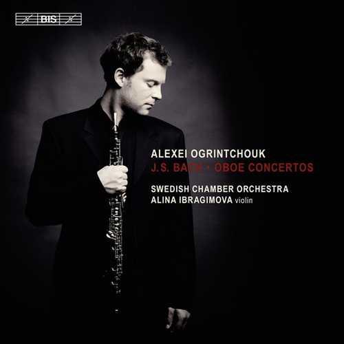 Alexei Ogrintchouk: J.S. Bach - Oboe Concertos (24/44 FLAC)