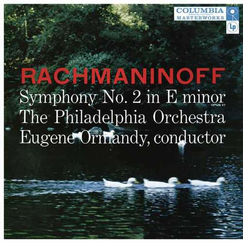 Ormandy: Rachmaninoff - Symphony no.2 in E Minor op.27. Remastered (24/96 FLAC)