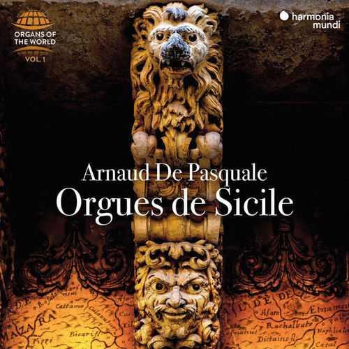 Orgues de Sicile. Organs of the World vol.1 (24/96 FLAC)