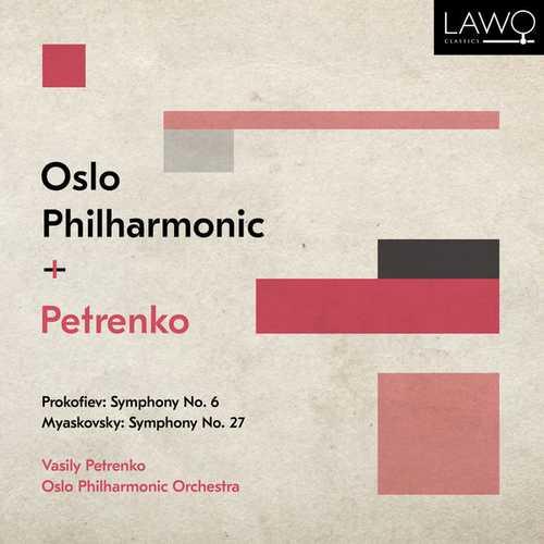 Petrenko: Prokofiev - Symphony no.6, Myaskovsky - Symphony no.27 (24/192 FLAC)