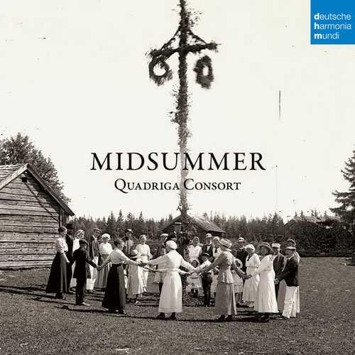 Quadriga Consort - Midsummer (24/96 FLAC)