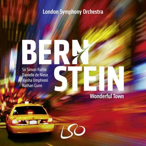 Rattle: Bernstein - Wonderful Town (24/96 FLAC)