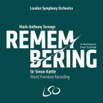 Rattle: Turnage - Remembering (24/96 FLAC)