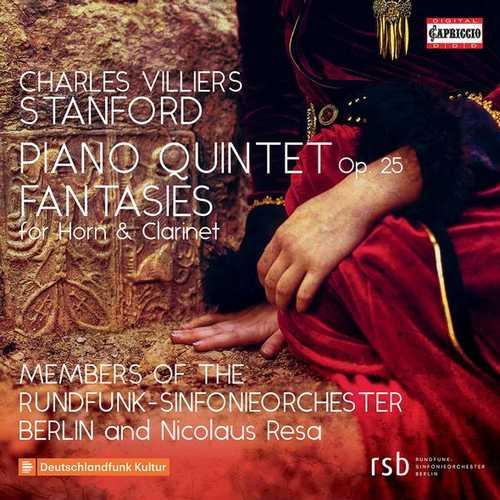 Nikolaus Resa: Stanford - Chamber Works (FLAC)
