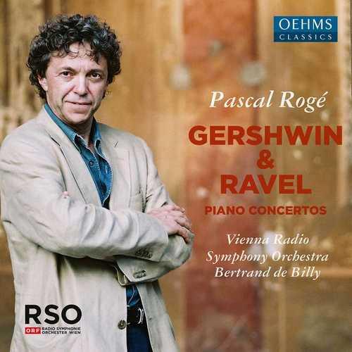 Rogé: Gershwin, Ravel: Piano Concertos (FLAC)