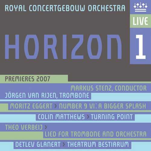 Royal Concertgebouw Orchestra - Horizon 1 (24/88 FLAC)