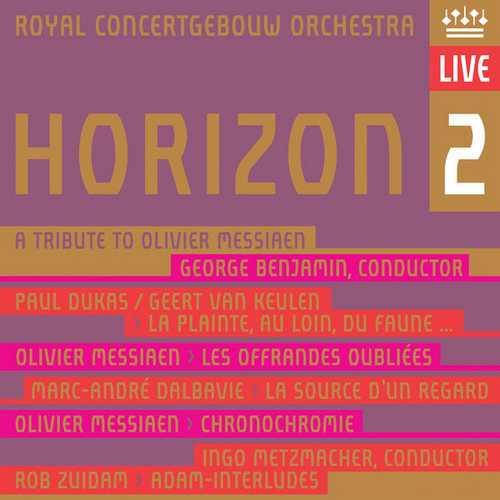 Royal Concertgebouw Orchestra - Horizon 2 (24/88 FLAC)