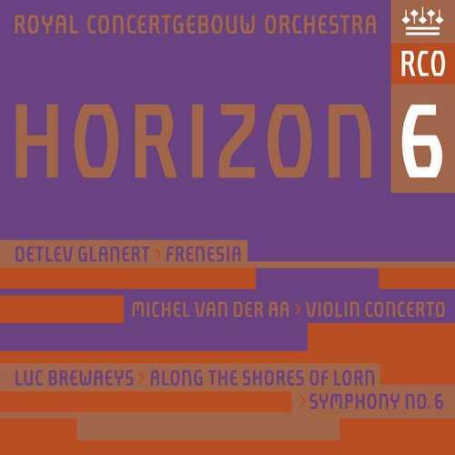 Royal Concertgebouw Orchestra - Horizon 6 (24/96 FLAC)