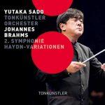Sado: Brahms - Symphony no.2, Haydn-Variations (24/96 FLAC)