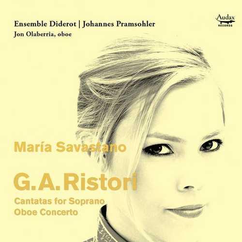 Savastano: Ristori - Cantatas for Soprano, Oboe Concerto (24/96 FLAC)