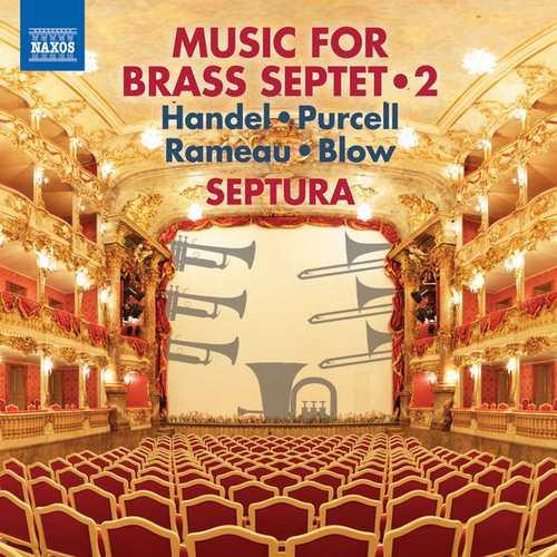Septura: Music for Brass Septet vol.2 (24/96 FLAC)