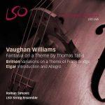 Simović: Vaughan Williams – Fantasia On A Theme By Thomas Tallis, Britten, Elgar (DSD)