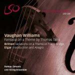Simovic: Vaughan Williams - Fantasia on a Theme of Thomas Tallis, Britten, Elgar (24/96 FLAC)