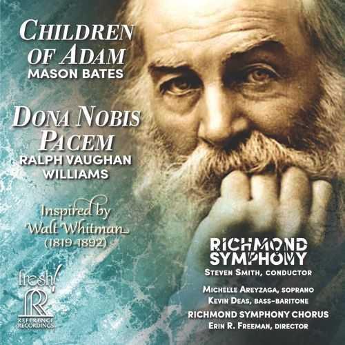 Smith: Bates - Children of Adam, Vaughan Williams - Dona Nobis Pacem (24/96 FLAC)
