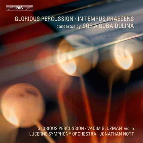 Sofia Gubaidulina: Glorious Percussion, In Tempus Praesens (24/44 FLAC)