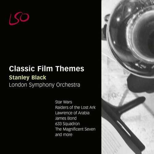 Stanley Black: Classic Film Themes (FLAC)