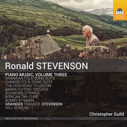 Stevenson - Piano Music vol.3 (24/96 FLAC)