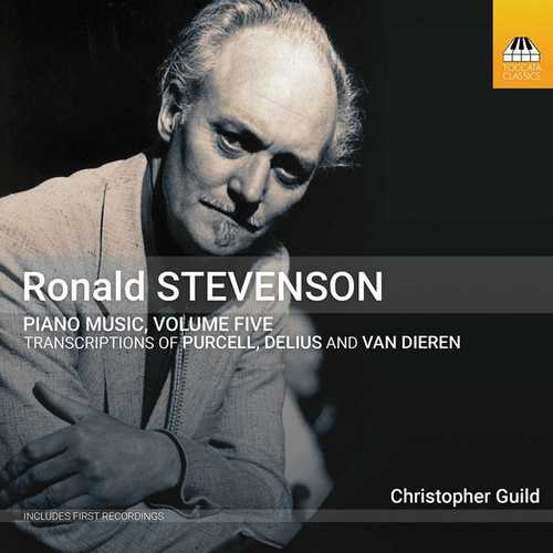 Stevenson - Piano Music vol.5 (24/96 FLAC)