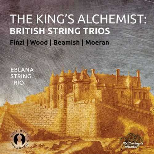 The King's Alchemist: British String Trios (FLAC)