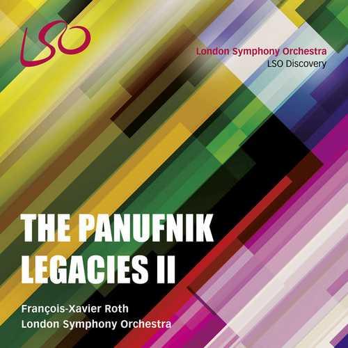 Roth: The Panufnik Legacies II (24/96 FLAC)