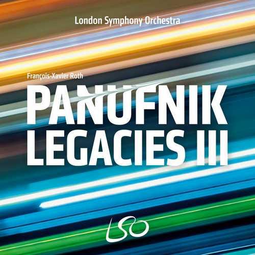 Roth: The Panufnik Legacies III (24/96 FLAC)