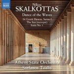 Tsialis: Skalkottas - Dance of the Waves, Greek Dances, The Sea, Suite no.1 (24/48 FLAC)