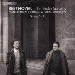 Zimmerman, Helmchen: Beethoven - Violin Sonatas no.5-7 (24/96 FLAC)