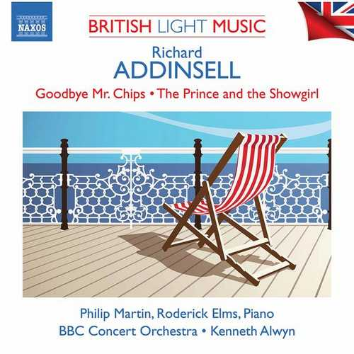 Aalwyn: Addinsell - Goodbye mr. Chips, The Prince and the Showgirl (FLAC)
