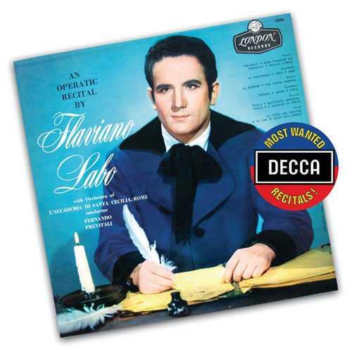 An Operatic Recital By Flaviano Labo (FLAC)