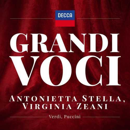 Antonietta Stella, Virginia Zeani: Grandi Voci (FLAC)