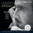 Arrau: Recitals 1954, 1960, 1963 (FLAC)