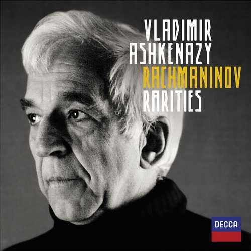 Ashkenazy: Rachmaninov Rarities (FLAC)