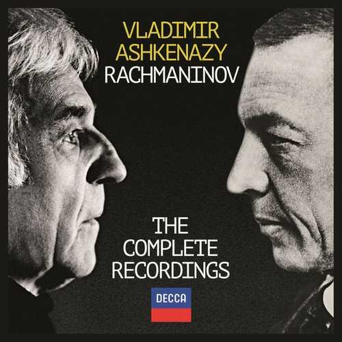 Ashkenazy: Rachmaninov - The Complete Recordings (FLAC)