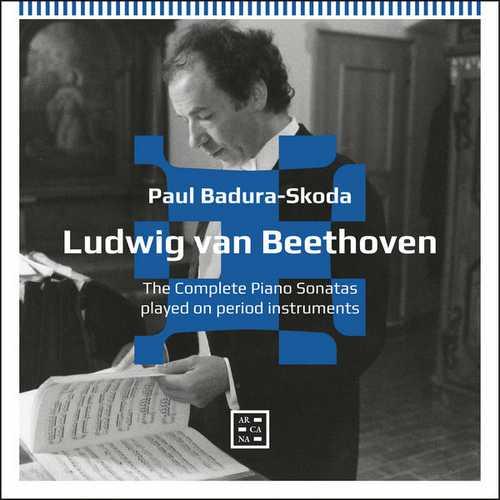 Badura-Skoda: Beethoven - The Complete Piano Sonatas (FLAC)