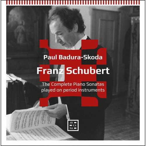 Badura-Skoda: Schubert - The Complete Piano Sonatas (FLAC)