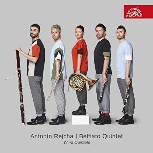 Belfiato Quintet: Rejcha - Wind Quintets (24/192 FLAC)