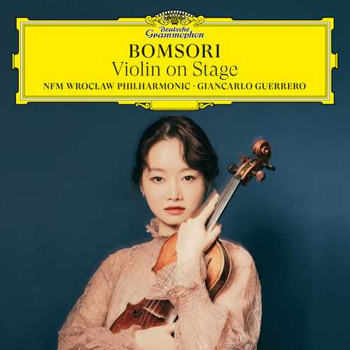 Bomsori - Violin on Stage (24/96 FLAC)
