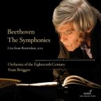 Brüggen: Beethoven - The Symphonies. Live from Rotterdam 2011 (FLAC)