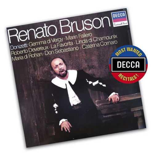 Renato Bruson sings Donizetti (FLAC)